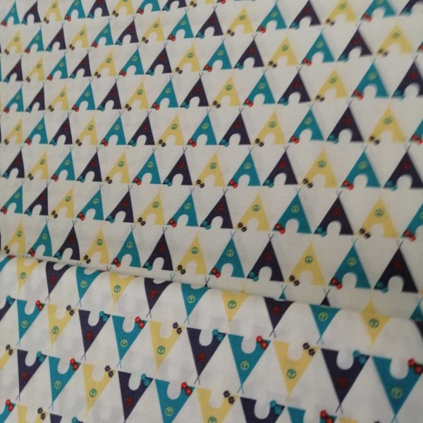 tent cotton fabric