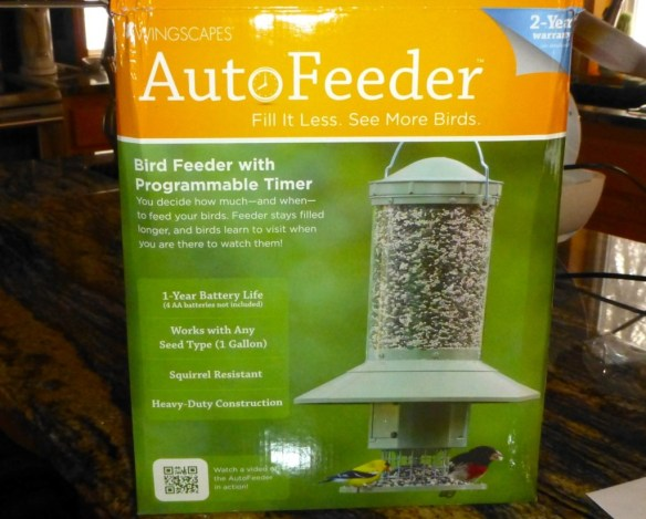 Wingscapes Bird Feeder
