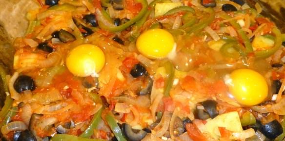 Uncooked Spanish Style Casserole Paleo Breakfast