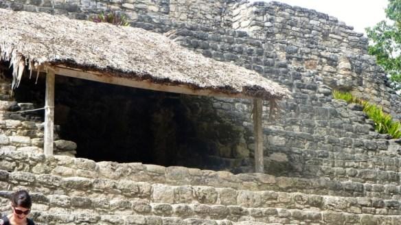 Chacchoben Mayan Ruin