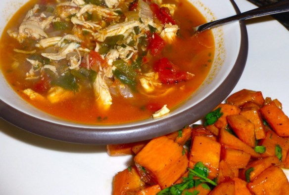 Paleo Chicken Soup