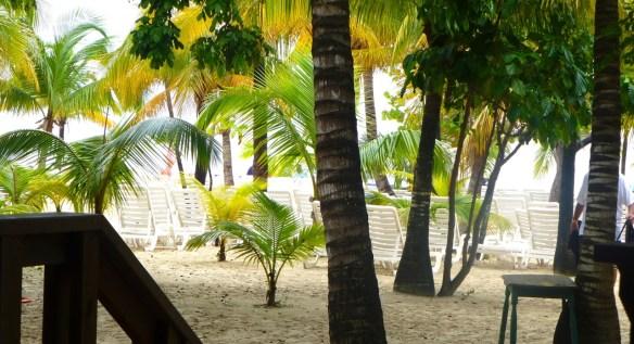 Tabyana Beach, Roatan, Honduras
