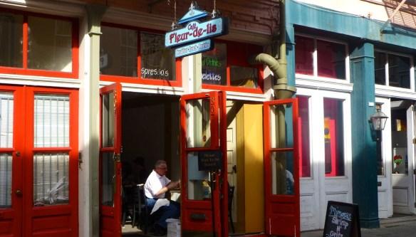Cafe Fleur de lis Restaurant