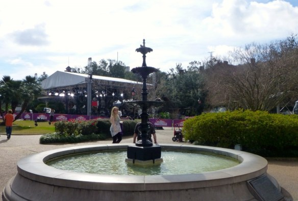 Fountain, New Orleans, Louisiana