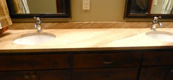 Master Bathroom Countertop