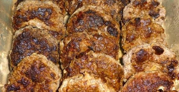 Paleo Bison & Turkey Sausages