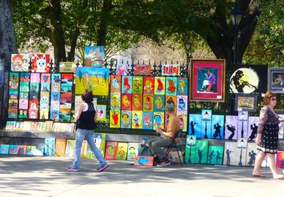 Street Art, New Orleans, Louisiana