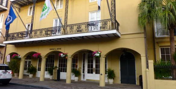 Holiday Inn, Chateau Lemoyne, French Quarter, Louisiana
