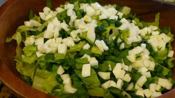 Alaskan Salad