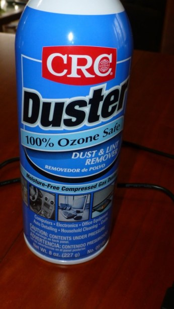 CRC Duster