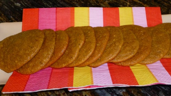 Sweet Plantain Cookie