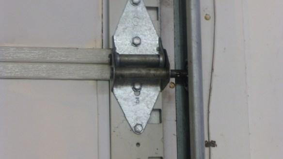 Metal Door Glide