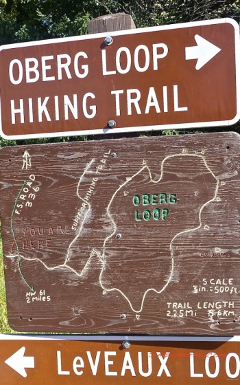 The Oberg Trail Loop