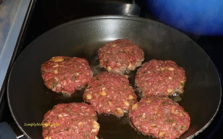 Grill the Patties