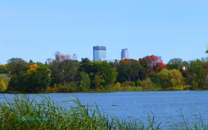 Lake of the Isles, Minneapolis, Minnesota