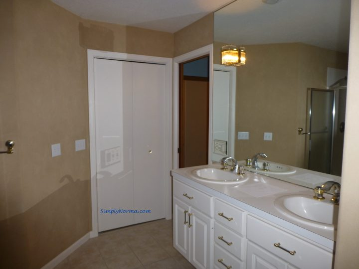 """Before"" Bathroom Remodel"