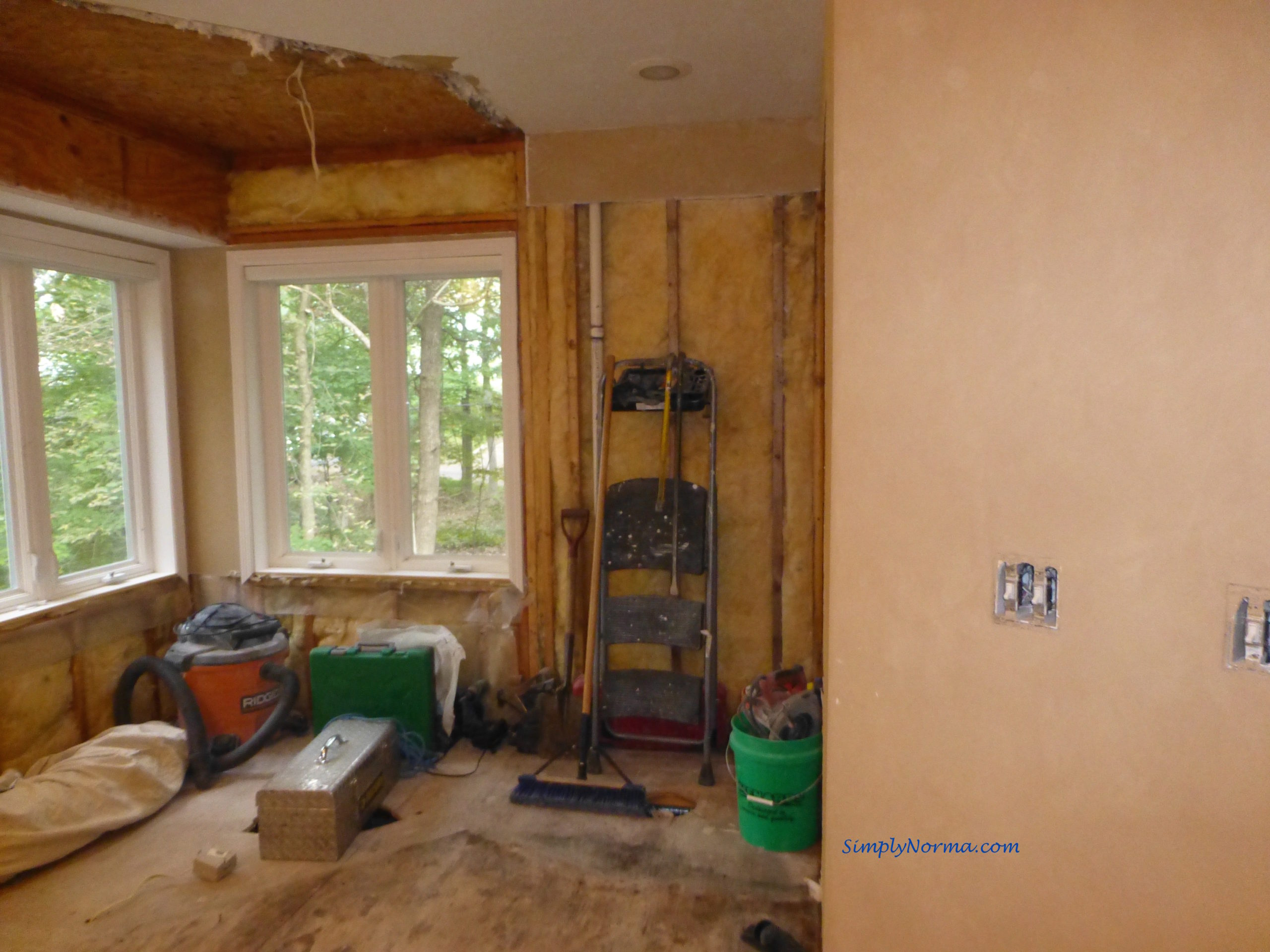 Remodeling The Master Bathroom Simply Norma