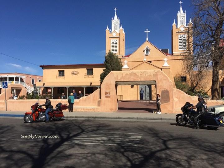 San Felipe de Neri Parish, Albuquerque