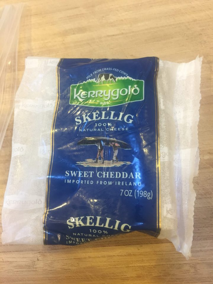 Kerrygold Sweet Cheddar Cheese
