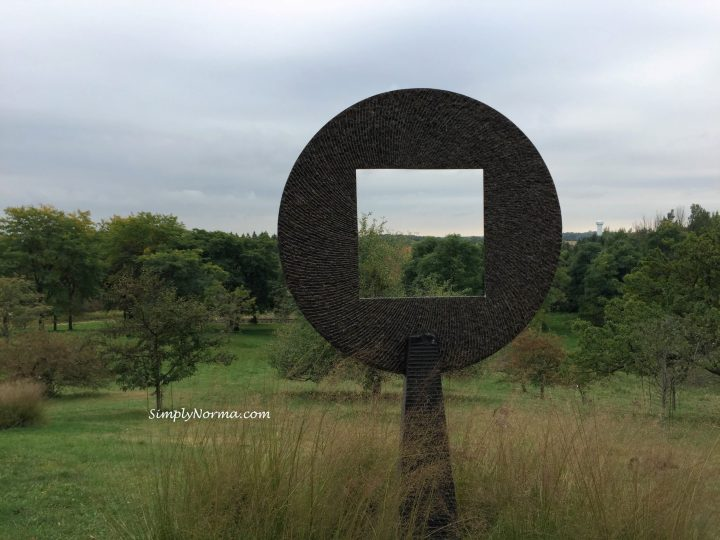 Harrison Sculpture, Minnesota Landscape Arboretum