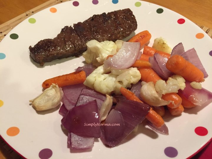 Beef Short Ribs with Carrots, Onions and Garlic