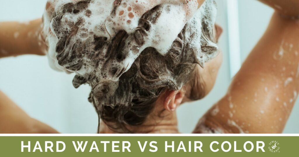 Is Hard Water Ruining Your Hair Color Services Simply