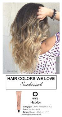 5 Hair Colors We Love This Week (With Formulas)! | Simply ...