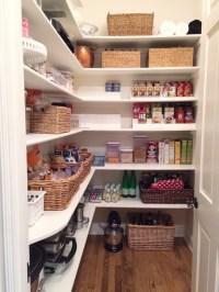 Simply Done: Organized Pantry - simply organized