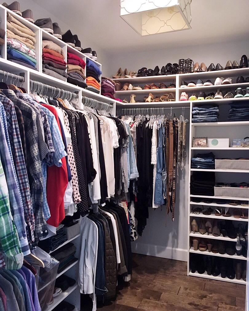 Bon Maximize Small Closet Space