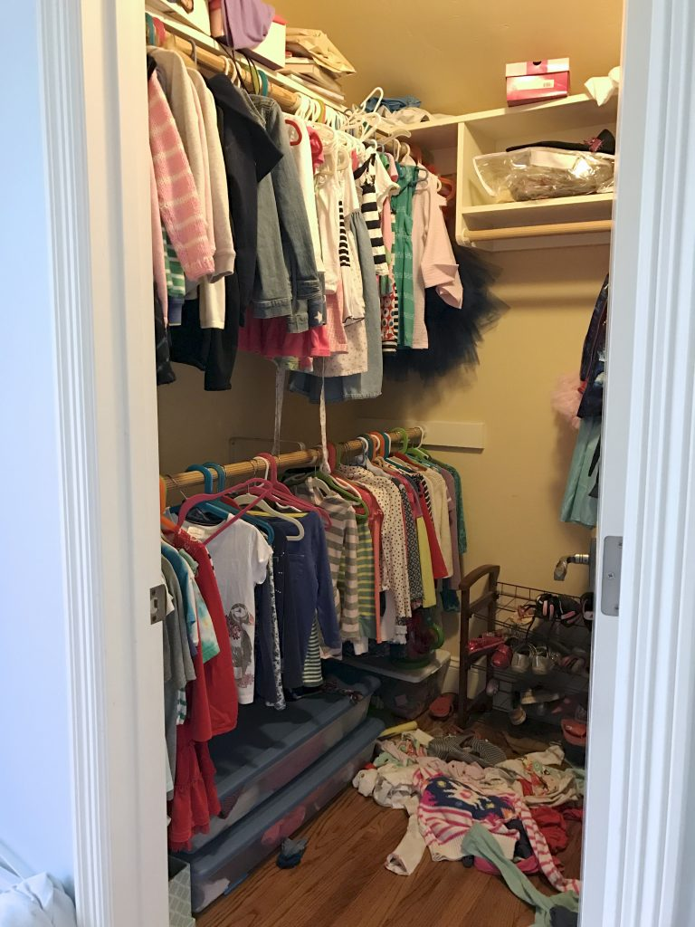 Simply Done The Ultimate Elfa Closet Transformation