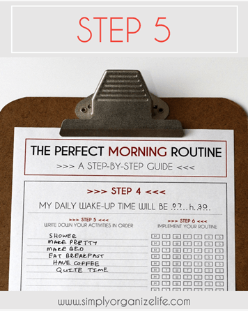 STEP-5-How-To-Create-The-Perfect-Morning-Routine