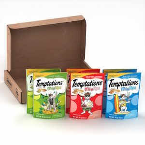 Buy Temptations cat treats reviewed by simplypets.com