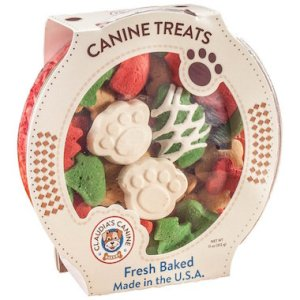 Buy holiday pet treats for your dog reviewed by Simply Pets