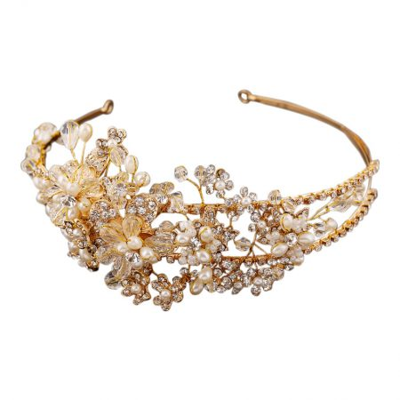 vintage inspired headpieces and bridal jewellery wedding accessories