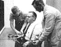Image result for Stanley Milgram article titled, The Behavioral Study of Obedience,