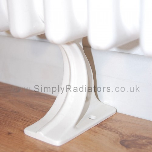 Radiator Floor Support