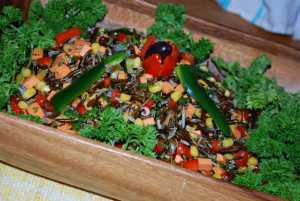 WILD about Rice Salad