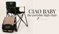 Ciao Baby! The Portable High Chair