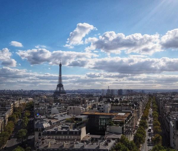 Pastimes in Paris
