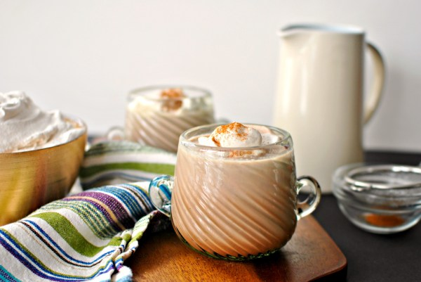 Simply Scratch Mexican Hot Chocolate