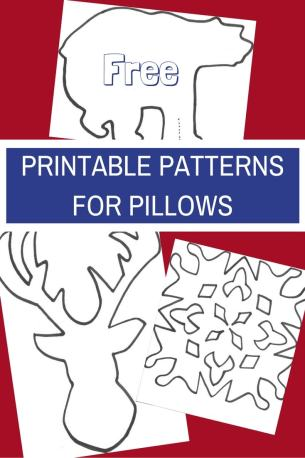 how to make winter/holiday pillow slipcovers tutorial, winter pillow, winter pillows, holiday pillow, holiday pillows, pillow slipcover, pillow slipcovers, pillow slipcover tutorial, christmas pillows tutorial, winter pillows tutorial, pillow sewing patters, winter pillow sewing patterns, christmas pillow sewing patterns, sewing tutorial, sewing, pillow, pillow patterns, sewing patterns