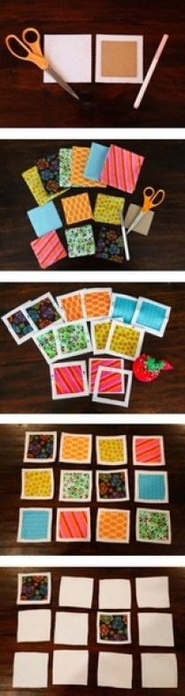 how to create a personalized memory game tutorial, personalized memory game, memory game, children's memory game, children's game, children's sewing project, tutorial, sewing tutorial, sewing tutorial, sewing project for kids, diy gift, children's gift, homemade children's gift
