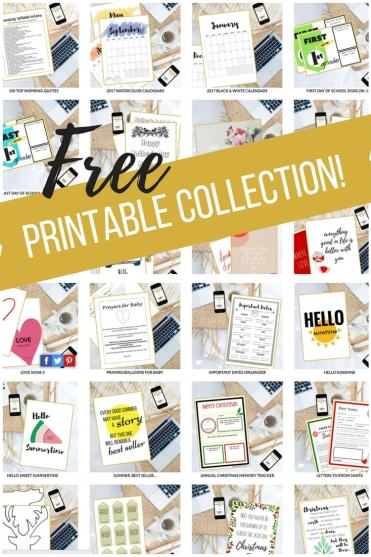 freebies, free printables, printables, free access, endless digital printables, digital art, calendars, home decor, kid crafts