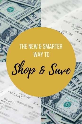 new and smarter way to shop and save, smarter way to shop, how to shop smart, saving money, saving receipts, hopster, hopster app, hopster rebates, rebates, money saving app, how to save money, receipts
