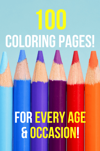 Pages for Every Occasion & Every Age, coloring book, 100 coloring pages, holiday coloring pages, child and adult coloring pages, adult coloring pages, child coloring pages, coloring pages for cards, coloring tags, holiday coloring pages, month coloring pages, coloring ebook, digital coloring book, simply september, print again and again