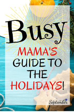 busy woman, busy women, busy women's guide, busy women's holiday organizational booklet, printable, free printables, printable, free, holiday, organized, holiday organization, booklet, Christmas, Christmas planning, holiday planning, holiday budget, meal planner, holiday meals, to-do list, holiday bucket list, gift guide, Christmas card list, Christmas card organization, holiday card organization, Christmas budget, busy mom