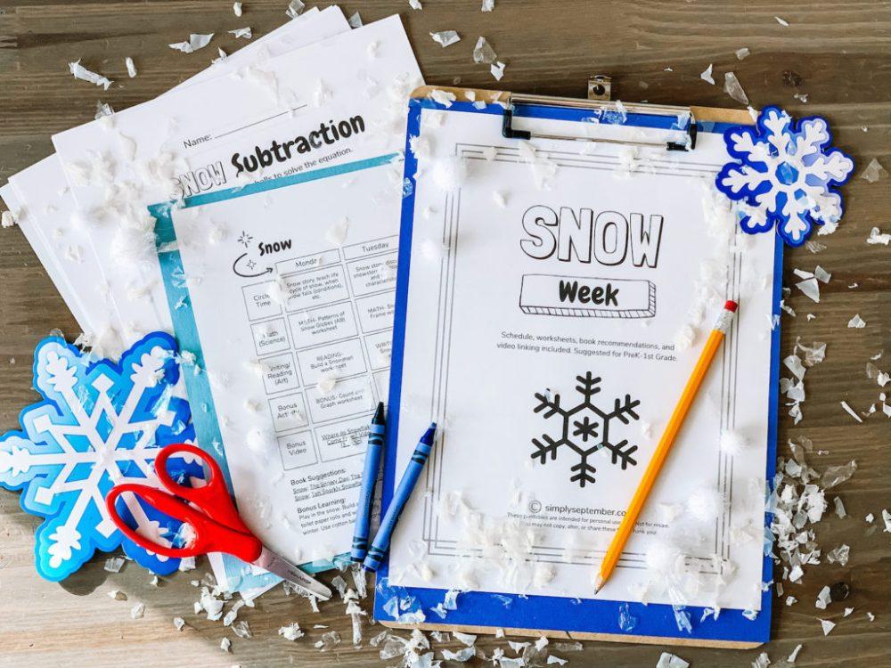 medium resolution of Themed School - Simply September