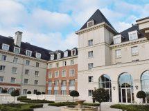 Disneyland Paris Dream Castle Hotel
