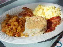 Breakfast Flo' V8 Caf Disneyland Resort - Simply Sinova