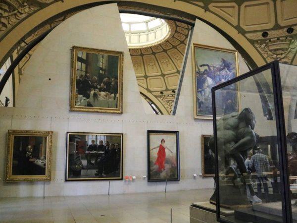 Spending Afternoon Mus 'orsay In Paris